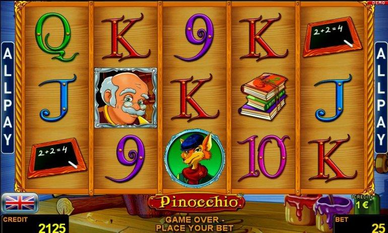 Pinocchio™