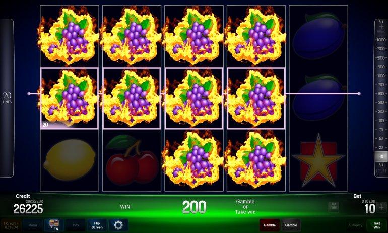 Blazing Fruits™ pro 20