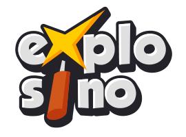 logo explosino casino