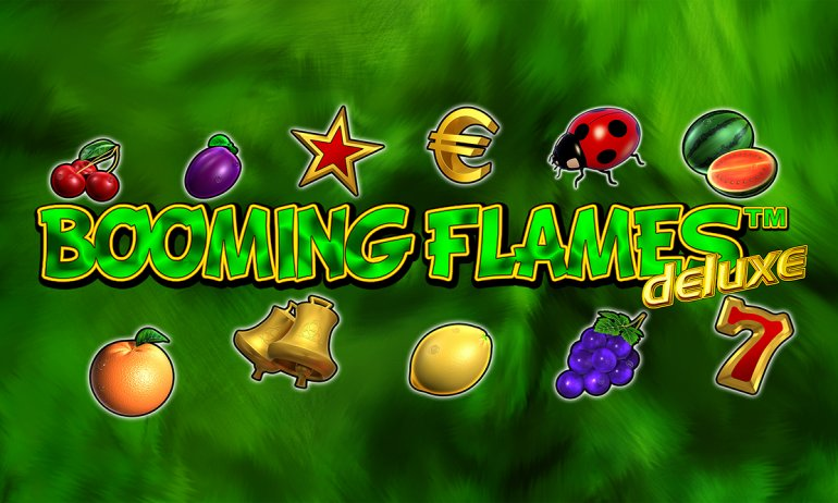 Booming Flames™ deluxe