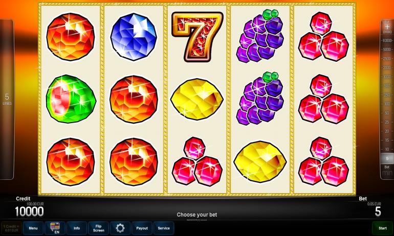 Sizzling Gems™