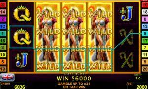 Ancient Goddess™ Slot Online Gratis