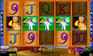 Pinocchio™ Slot Online Gratis