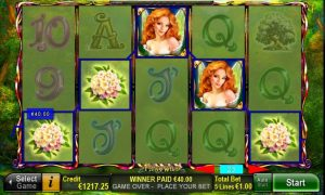 Fairy Wild™ Slot Online Gratis