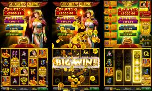 Goddess Rising™ Slot Online Gratis