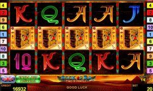 Book of Ra™ Two Symbols Slot Online Gratis