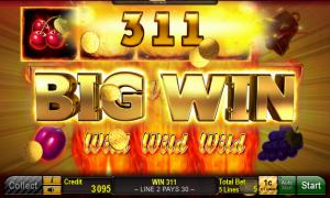 Burning WILD™ Slot Online Gratis