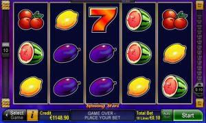 Spinning Stars™ Slot Online Gratis