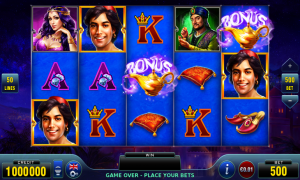 Lamp of Wonders™ Slot Online Gratis