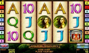 Amazon Treasures™ Slot Online Gratis