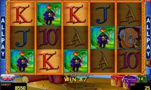 Pinocchio™ free slot machine