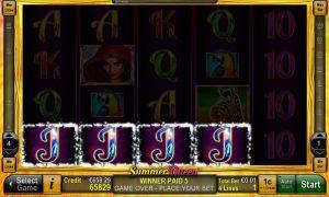 Summer Queen™ Slot Online Gratis