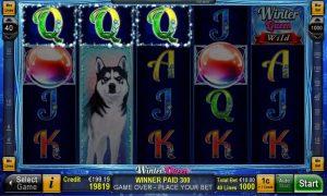Winter Queen™ free slot machine