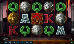 Lord of Fire™ free slot machine
