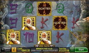 The Great Master™ Slot Online Gratis