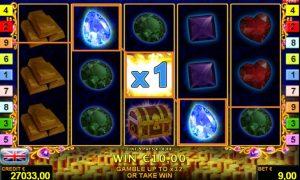 Treasure Jewels™ deluxe Slot Online Gratis