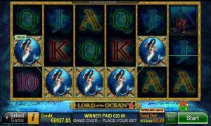 Lord of the Ocean™ 6 Slot Online Gratis