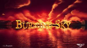 Burning Sky Slot Online Gratis