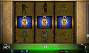 Golden Horus Slot Online Gratis