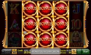 THUNDER CASH™ LINK – Empress of the Pyramids™ Slot Online Gratis