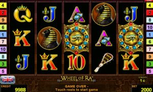 Wheel of Ra™ Slot Online Gratis