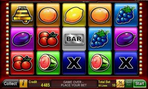 Fruits of Fortune™ II Slot Online Gratis