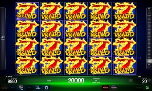 Casino Slot Blazing Fruits™ pro 40