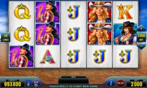 Girls & Bulls Slot Online Gratis