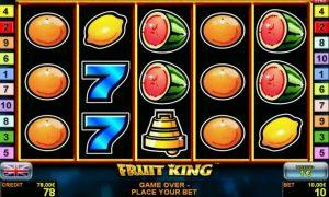 Fruit King™ Slot Online Gratis