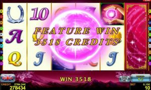 Casino Slot Lucky Lady's Charm™ deluxe 6