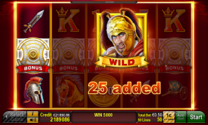 THUNDER CASH™ LINK – The Great Conqueror™ free slot machine