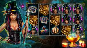 Casino Slot Voodoo Fortunes™