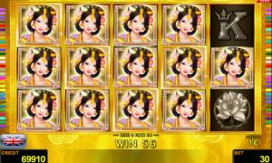 Asian Diamonds™ Slot Online Gratis