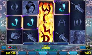 Legend Of Empire™ free slot machine