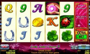 Lucky Lady's Charm™ deluxe 6 free slot machine