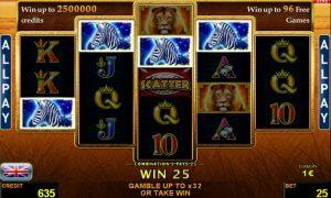 Serengeti Heat™ Slot Online Gratis