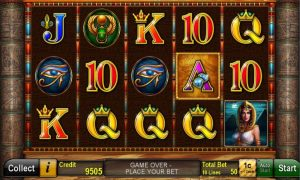 Power of Ra™ Slot Online Gratis