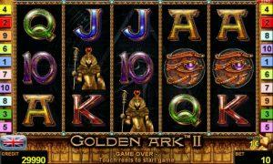 Golden Ark™ II Slot Online Gratis