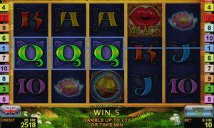 Sticky Frog™ Slot Online Gratis
