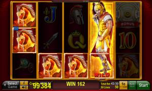 Casino Slot THUNDER CASH™ LINK – The Great Conqueror™