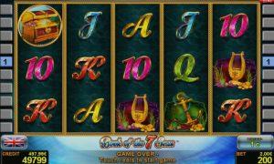 Book of the 7 Seas™ Slot Online Gratis