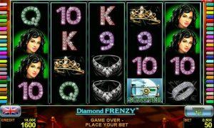 Diamond Frenzy™ Slot Online Gratis