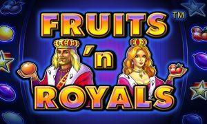 Fruits 'n Royals™ Slot Online Gratis