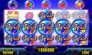 Casino Slot Bubble Boom