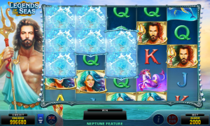 Legends of the Seas Slot Online Gratis