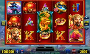 Casino Slot Dragon's Dice™