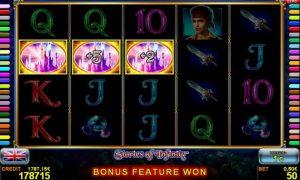 Casino Slot Stories of Infinity™
