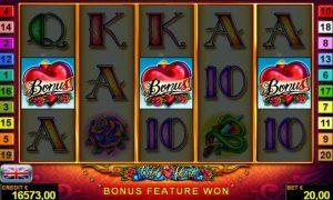 Wild at heart™ Slot Online Gratis