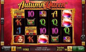 Autumn Queen™ Slot Online Gratis
