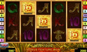 Book of Ra™ – Temple of Gold™ Slot Online Gratis